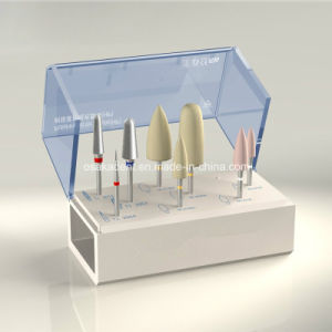 High Gloss Polishing HP Orthodontic Dental Acrylic Kit pictures & photos