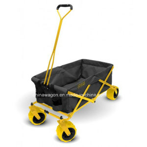 Outdoor Folding Wagon Canopy Garden Utility Travel Cart pictures & photos