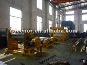 Steel Wire Cord Conveyor Belt Vulcanizer / Rubber Belt Production Line pictures & photos