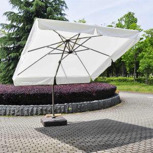 Hz-Um94 10X10ft Square Roma Umbrella Outdoor Umbrella Sun Parasol Beach Umbrella for Garden Umbrella pictures & photos
