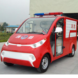 Battery Operated 2 Seaters Electric Fire Fighting Truck (Lt-S2. Xf) pictures & photos