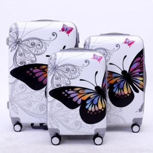 Elegant Printing Luggage Set/Hot Style Suitcase