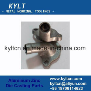 Zinc/Zamak Metal Alloy Die Casting Injection Machinery Parts pictures & photos