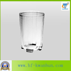 Practical High Quality Clear Glass Tumbler Water Cup Good Price Glassware Kb-Hn0239 pictures & photos