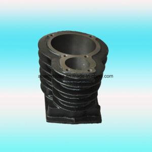 Cylinder Liner/Cylinder Sleeve/Cylinder Blcok/for Truck Diesel Engine/ Casting/Awgt-007 pictures & photos
