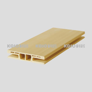 Eco-Friendly Waterproof WPC Window Frame Can Be Customized (P-80) pictures & photos