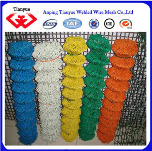 High Quality Galvanized and PVC Coated Chain Link Fence (TYC-048) pictures & photos