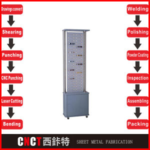 Custom Made Metal Store Display pictures & photos