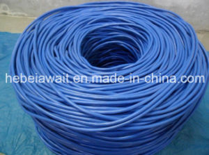 Hot Selling Cat 6 UTP FTP LAN Cable (24AWG 8 Cores)