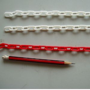 White PE Palstic Mini Traffic Chain for Roadway (JMC-402G) pictures & photos