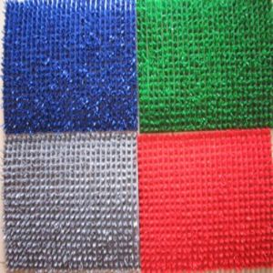 Hot Selling Most Popular Non Woven Backing Grass Mat pictures & photos