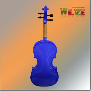 Colorful Solid Violin for Beginners pictures & photos