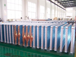 Aluminum Fin Coil Condenser for Rooftop Air Conditioner pictures & photos