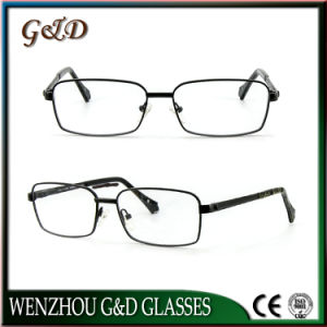 New Metal Spectacle Frame Glasses Optical Eyewear for Man (11-722) pictures & photos
