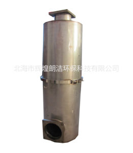 Commercial Vehicle (LNG/CNG/LPG/SCR) Catalytic Muffler (Euro V emission standards) pictures & photos