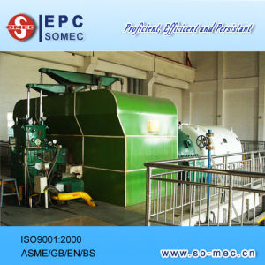 High Efficiency Condensing Type Steam Turbine Generator pictures & photos