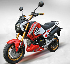 New Monkey Style Motorbike Motorcycles, 150cc 125cc (HD150-M) pictures & photos