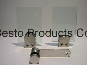 Frameless Glass to Glass/Glass to Wall Screen Door Hinges pictures & photos