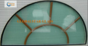 Insulated Glass Hollow Glass (with Decoration Bar for Europe Market) pictures & photos