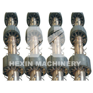 Coated Furnace Roller Stainless Steel Conveyor Rollers pictures & photos