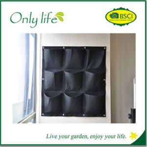 Onlylife Flowerpot, Hanging Plant Pots Vertical Wall Planter pictures & photos
