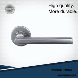 Stainless Steel Hardware Door Handle for Wood Doors (IH003)