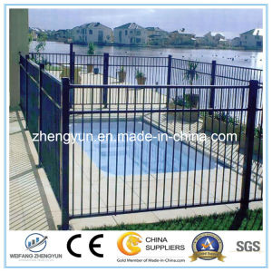 Black Aluminum Fence, Child Safety Pool Fence, Cheap Pool Fence pictures & photos