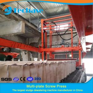 Good Quality Sludge Filter Press Vs Belt Press pictures & photos