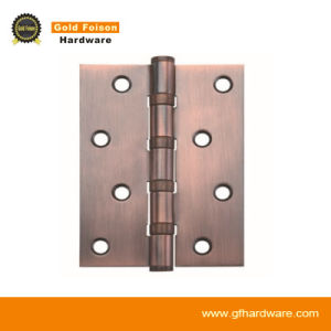 Iron Door Hinge / Door Lock Hardware (3X2.5X2.5) pictures & photos