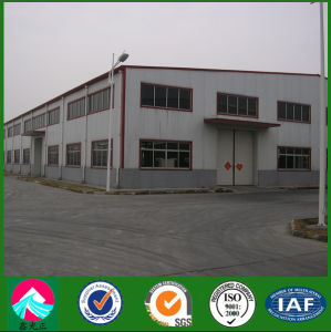 Fast Assembling Industrial Steel Structure Building for Workshop pictures & photos