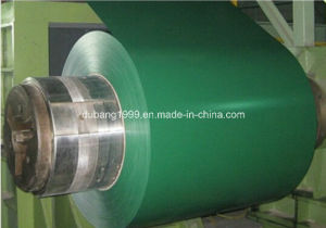 Hot Selling PPGI Color Coated Steel Coil Boxing Building Material pictures & photos
