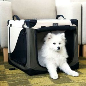 Durable Plastic Frame Lightweight Pet Tent pictures & photos