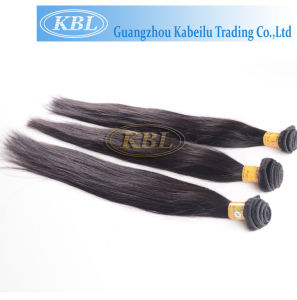 Aaaa Grade Virgin Peruvian Human Hair Weft (KBL-pH-ST) pictures & photos