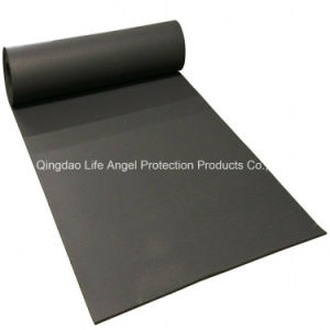 Sound Absorption Rubber Mat, Colorful Rubber Flooring in Roll pictures & photos