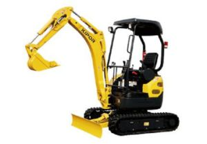 1750kg Mini Sized Crawler Excavator Kdg18 pictures & photos