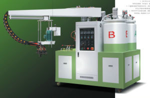 Polyurethane Shoes Making Pouring Machine (JG-805D)