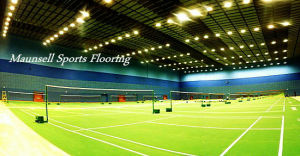 Bwf/ISO/CE Stadard Badminton Plastic Sports Flooring pictures & photos