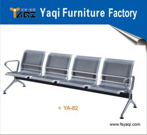 Popular Waiting Chair/Stainless Steel Chair/Airport Chair (YA-82) pictures & photos