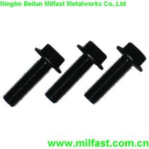 Flange Bolt DIN 6921 Gr. 10.9 pictures & photos