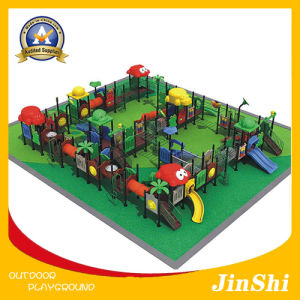 Animal World Series Children Outdoor Playground, Plastic Slide, Amusement Park GS TUV (DW-008) pictures & photos