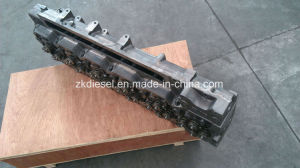 Cummins Motor Parts Isl8.9 Engine Cylinder Head Assy 4936714/5348475 with Original Casting pictures & photos
