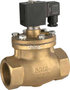 High Temperature Steam Solenoid Valve/ Normally Open (ZCZ12)