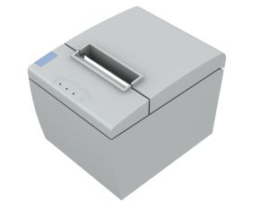 80mm Wh-P04 POS Thermal Printer with Cutter, Ethernet Interface pictures & photos