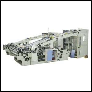 Semi-Automatic Industrial Flute Laminator Machine pictures & photos