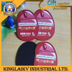 Novelty Advertising PVC Fridge Magnet with Custom Logo (KFM-010) pictures & photos