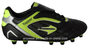 China Men Outydoor Sports Soccer Boots Football Shoes (815-7527) pictures & photos