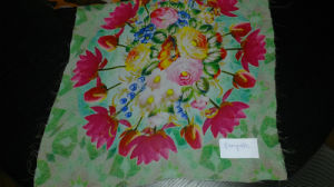 Advertising Digital Direct Print Fabric pictures & photos