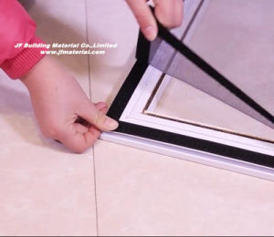 DIY Magnetic Mosquito Screens pictures & photos