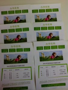 China Paper Manufactures-Printing Brief Card Paper pictures & photos
