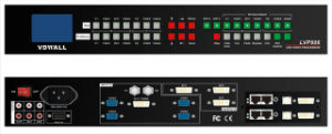 HD LED Video Switcher (LVP606)